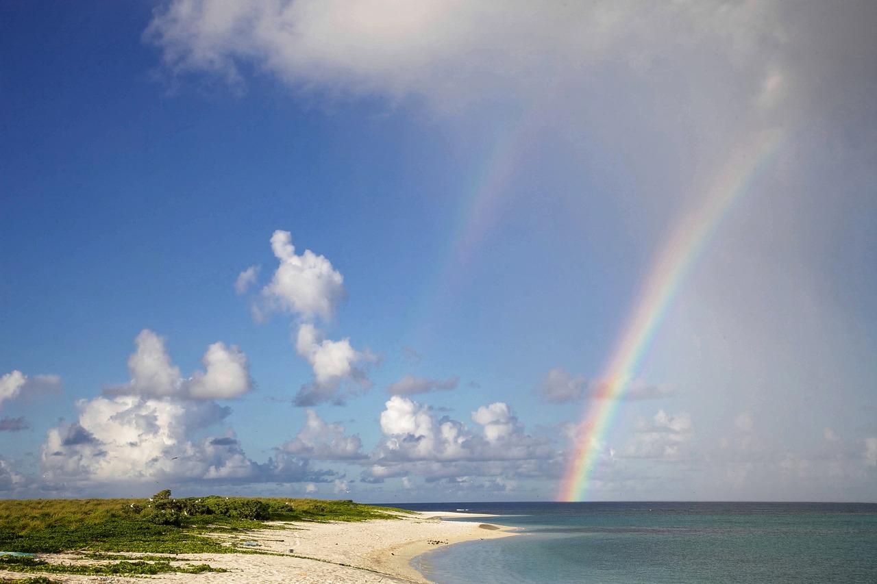 arc en ciel , colorthérapie quantique - Divindia