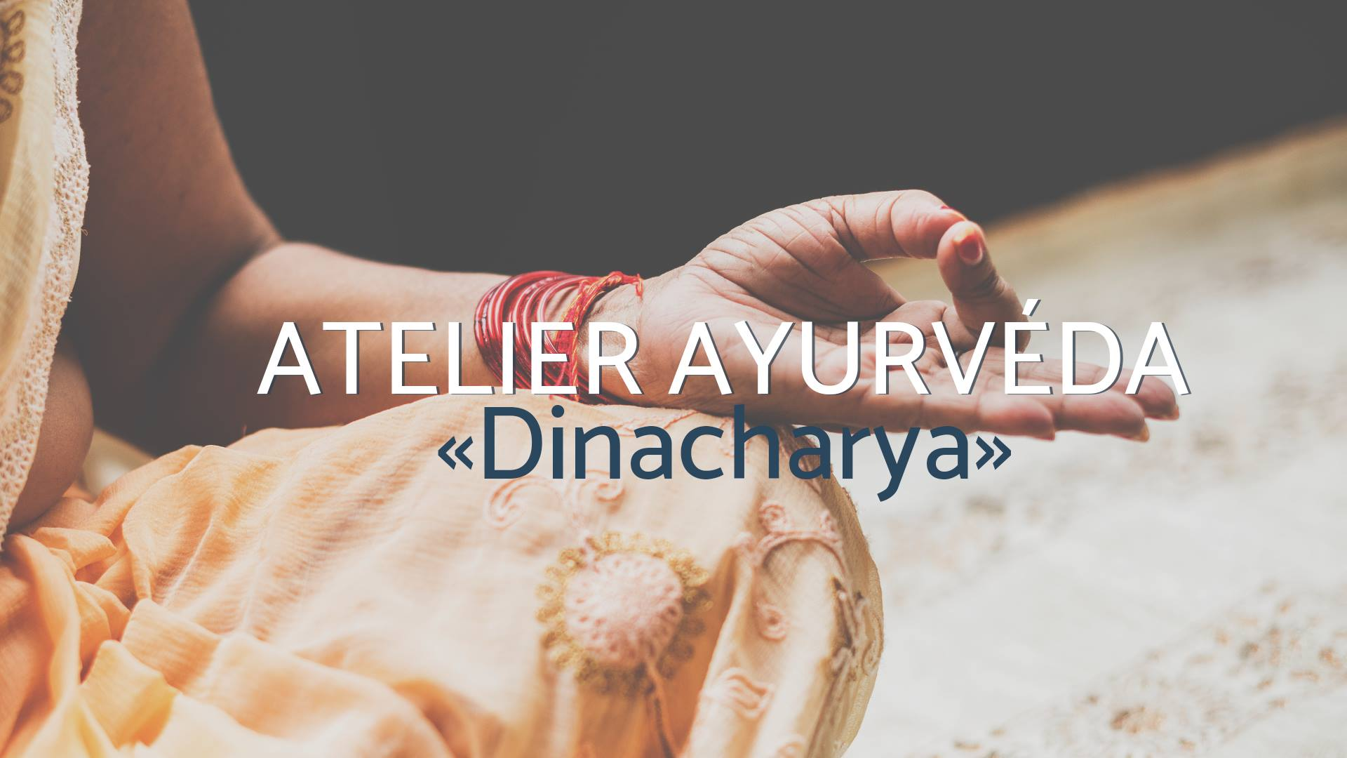 Atelier Dinacharya - Lisa Charlin