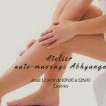 Atelier Ayurveda, l'auto-massage