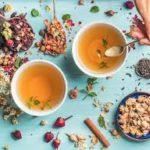 Tisane romarin et gingembre  pour stimuler le système immunitaire